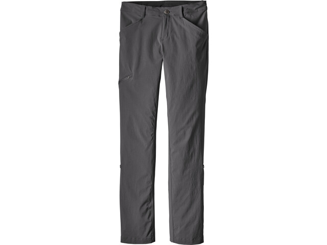 Patagonia Quandary Pantalones Mujer, forge grey